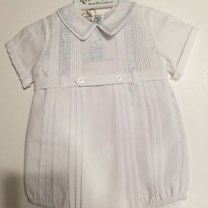 Feltman Bros Baby Boy Bubble Outfit 3m